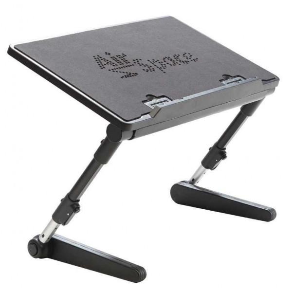 Столик-трансформер многофункциональный для ноутбука с полкой для мышки Air Space Laptop Desk