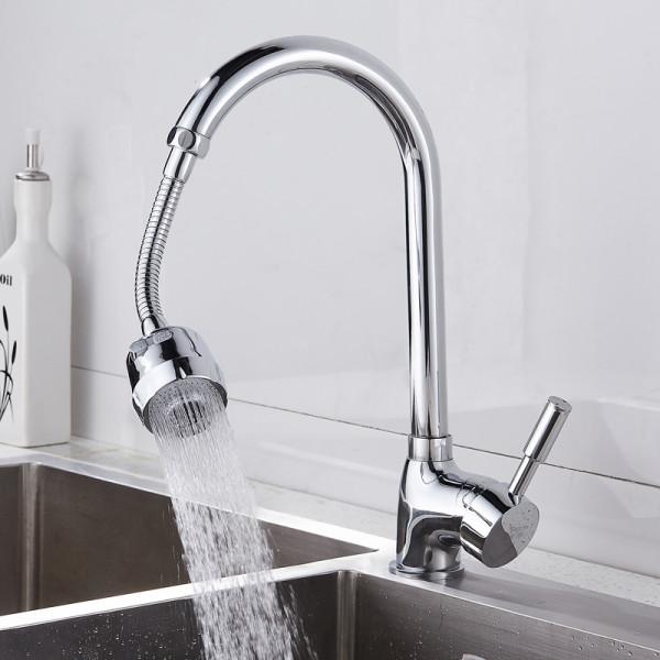 Аэратор для смесителя Faucet splash head 2 режима