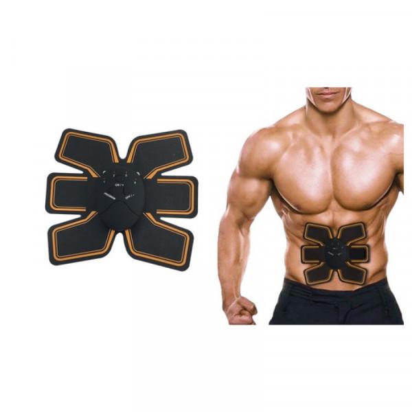 Пояс Набор-миостимулятор для мышц Мобайл-джим Смарт фитнес