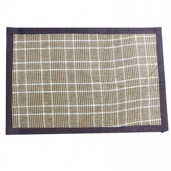 Подставки для стола бамбуковые, 6 шт в уп., 45х30 см
