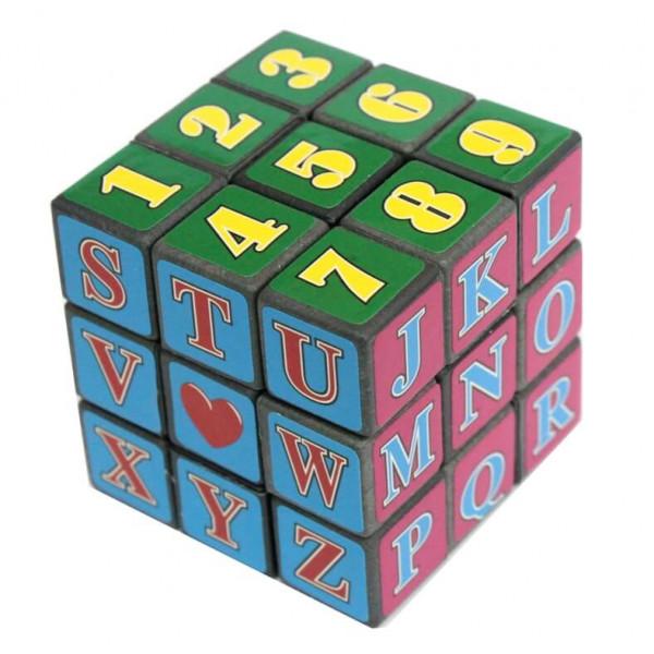 Головоломка Кубик Рубик, 6 см
