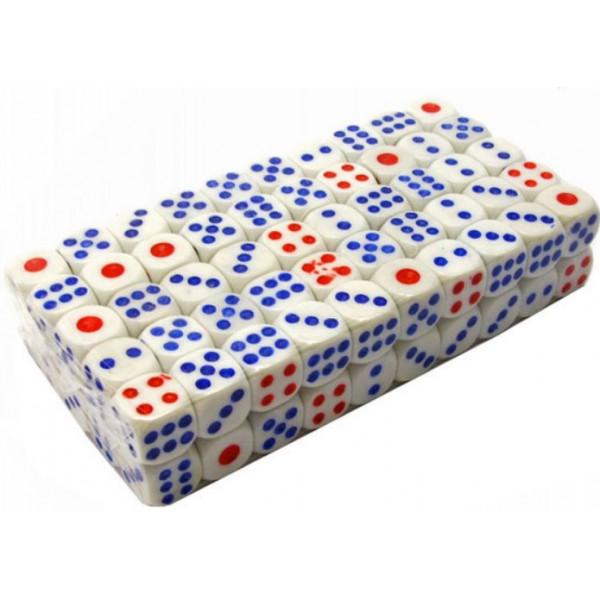 Кубики для игры, 100 шт.