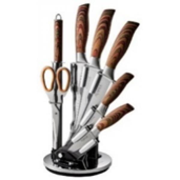 Набор ножей из 8 предметов (премиум)