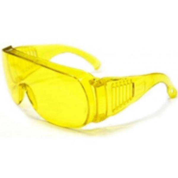 Очки защитные (желтые)