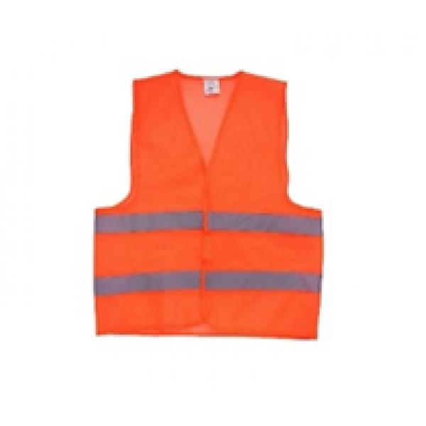 Светоотражающий жилет на липучках (Оранжевый)