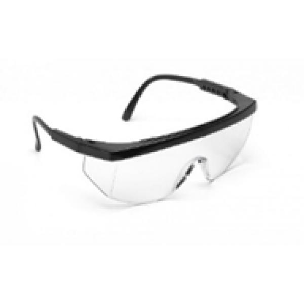 Очки защитные с регулирующимися дужками