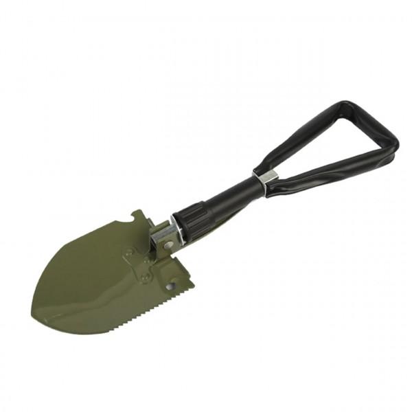 Лопата складная зеленая (61 см)