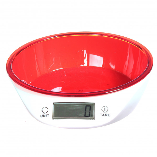 Электронные кухонные весы (5 кг)