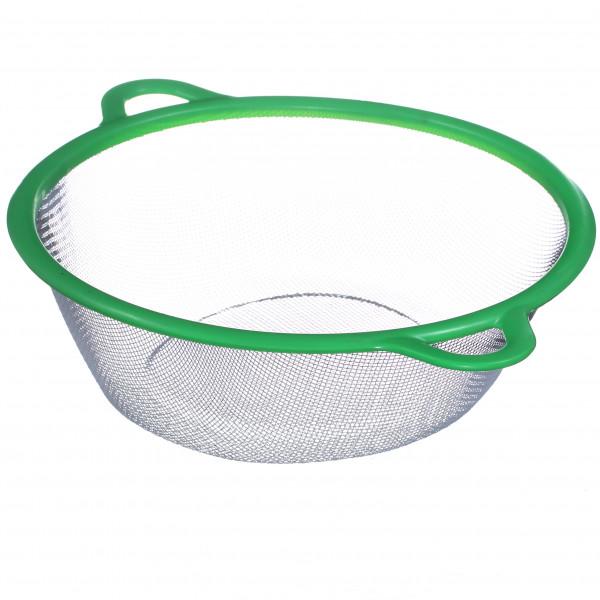 Дуршлаг с пластмассовыми рукоятками (20 см)