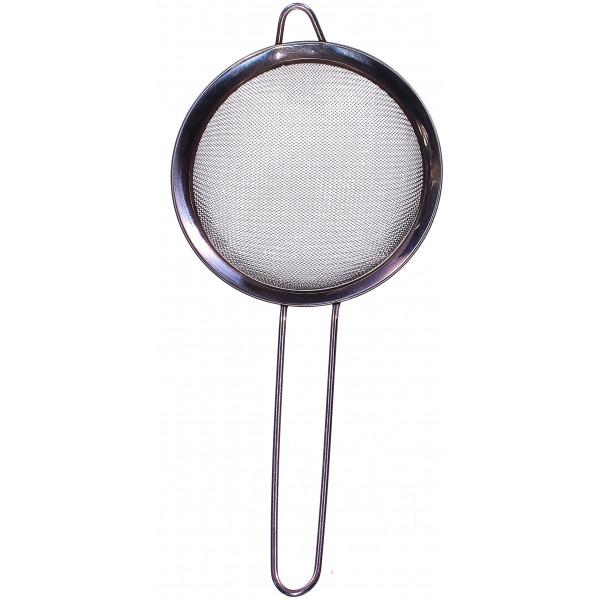 Сито с металлической рукояткой  (10 см)