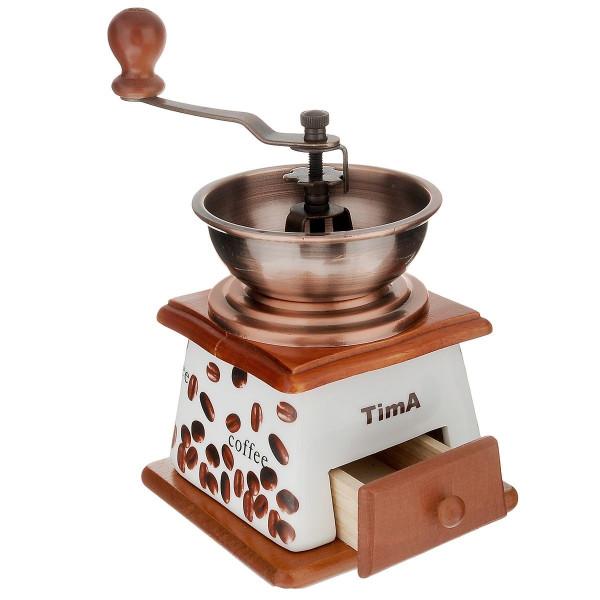 Кофемолка механическая (керамика)