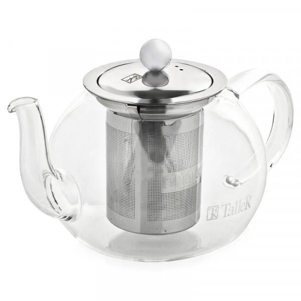Заварочный чайник стеклянный 400 мл