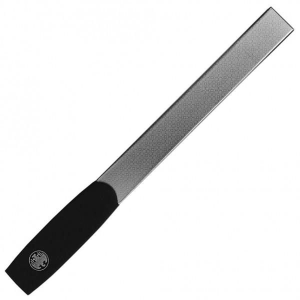 Пилка лазерная для ногтей и кутикулы Mertz 140 мм (Орёл короткая)