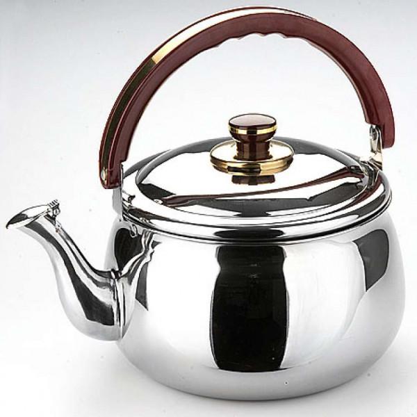 Чайник MAYER BOCH 6 л из нержавеющей стали со свистком