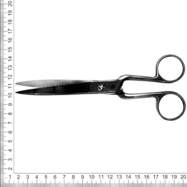 Ножницы медицинские №9 19 см, медицинская сталь, Пакистан