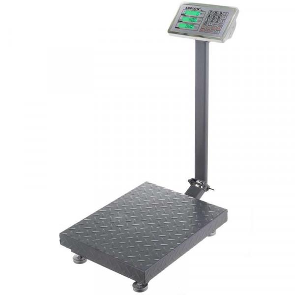 Электронные платформенные весы Exelon до 300 кг