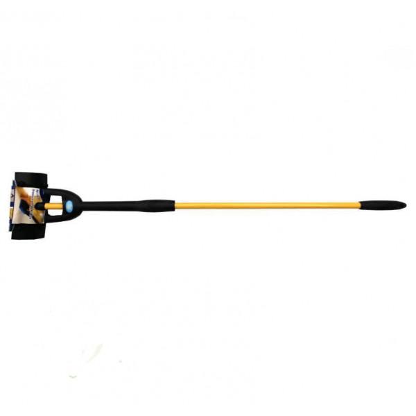 Швабра Губка ПВА с отжимом, телескопическая ручка