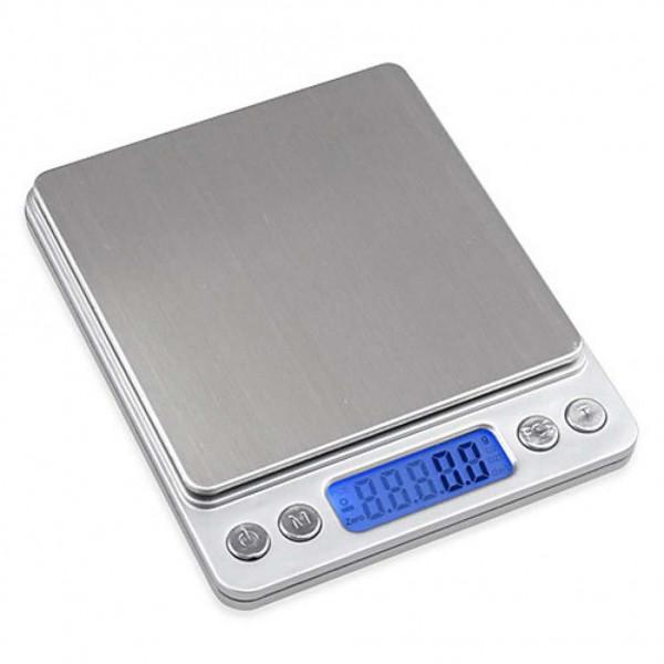 Весы настольные электронные MH-267, предел 2 кг., шаг 0,1 г.