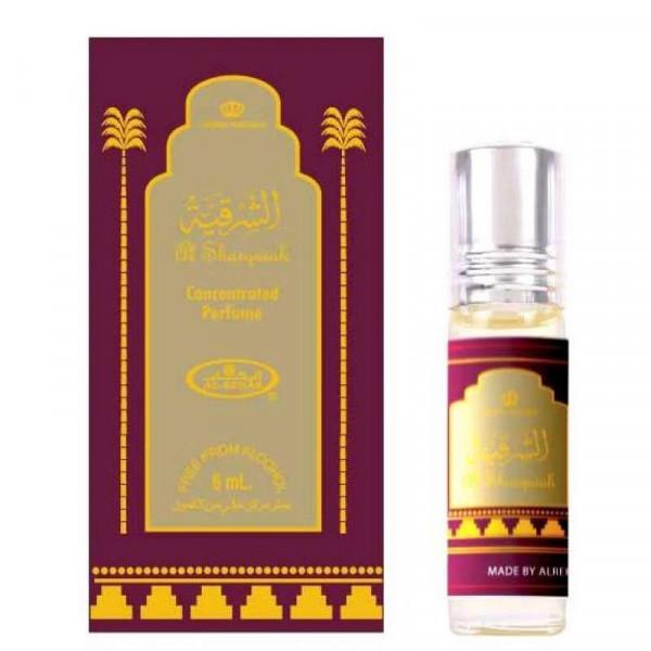 Масляные женские духи AL REHAB AL SHARQUIAH с роллером 6 мл