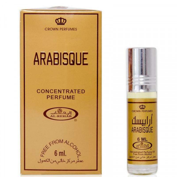 Масляные духи AL REHAB ARABISQUE с роллером 6 мл