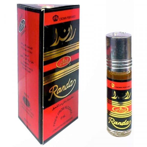 Масляные духи AL REHAB RANDA с роллером 6 мл