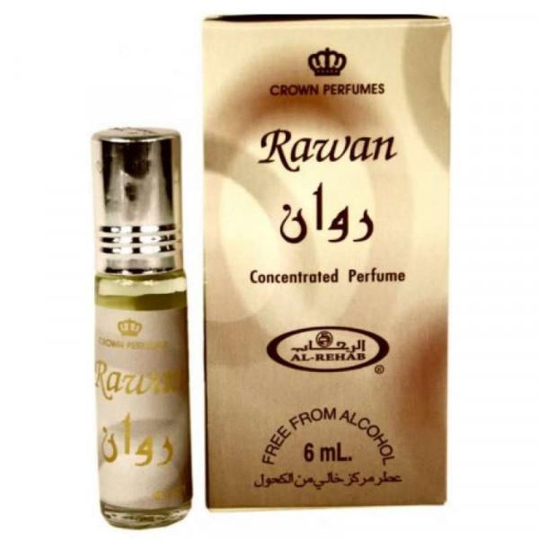 Масляные духи AL REHAB RAWAN с роллером 6 мл