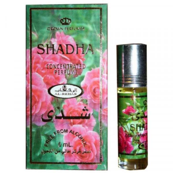 Масляные духи AL REHAB SHADHA с роллером 6 мл