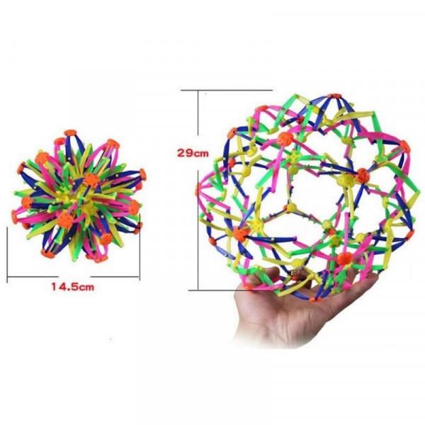 Игрушка шар-трансформер (Сфера Хобермана) 29 см