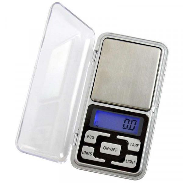 Весы ювелирные карманные электронные MH-500, предел 500 г., шаг 0,1 г.