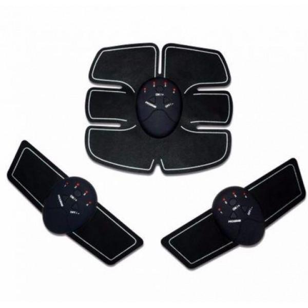 Пояс миостимулятор для мышц EMS Smart Fitness Mobile Gym