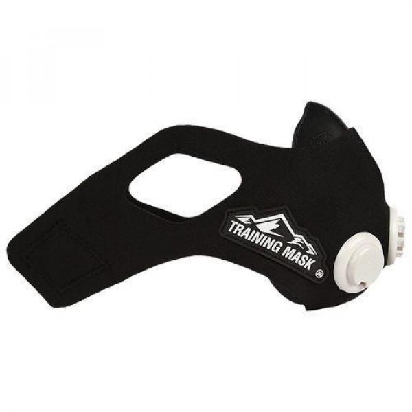 Маска Тренировочная Elevation Training Mask серая (S)