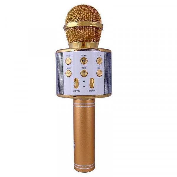 Беспроводной микрофон Wster WS-858
