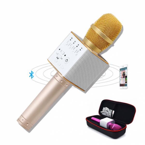 Микрофон с колонкой Q9