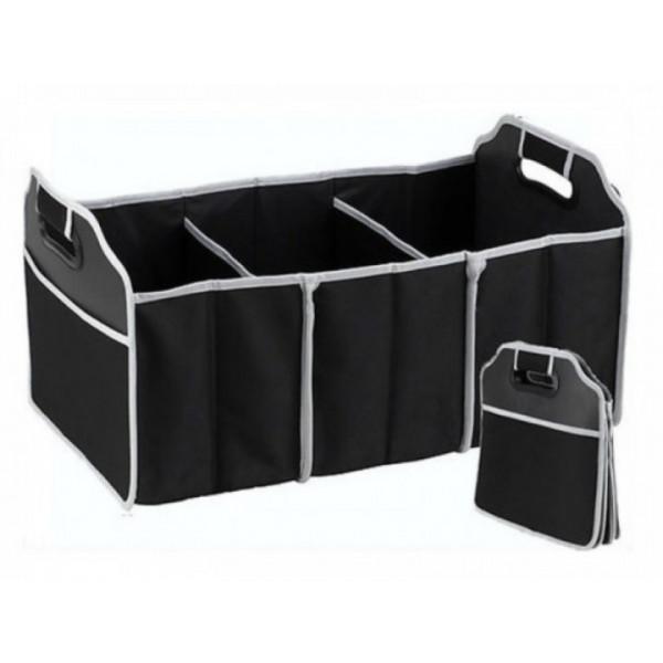 Сумка органайзер Car Boot Organizer (с 3 отделениями и сумочкой)