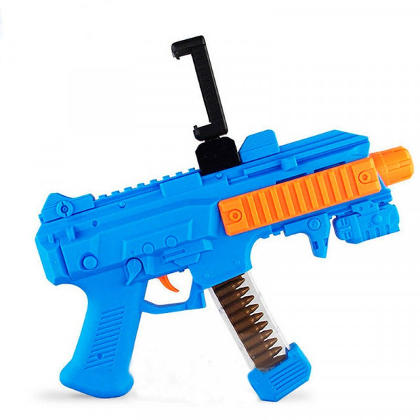Игрушка 3D-автомат (синий)