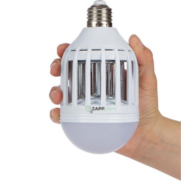Лампа светильник от комаров LED