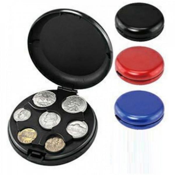 Монетница алюминиевая