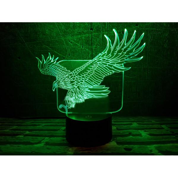 Светильники 3D Орел