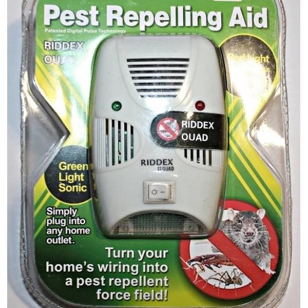 Отпугиватель Pest Repellin Aid (зеленый)