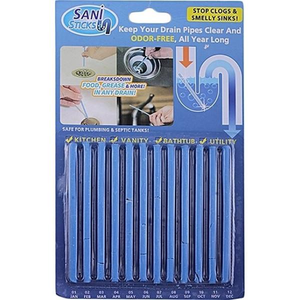 Палочки для промывания раковины Sani Sticks