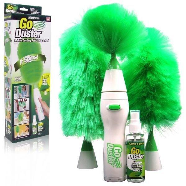 Щетка для уборки Go Duster (Го-дастер)