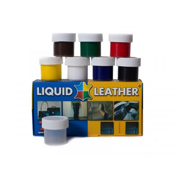 Средство для ремонта изделий из кожи Liquid Leather