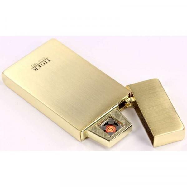 Зажигалка USB со спиралью накаливания Tiger S-335