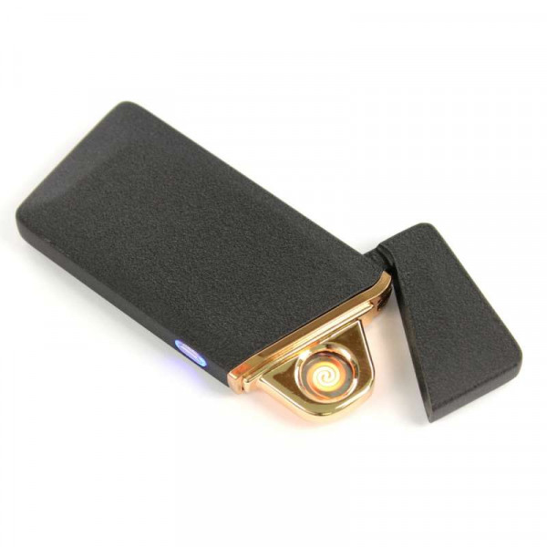 Зажигалка USB со спиралью накаливания S-351