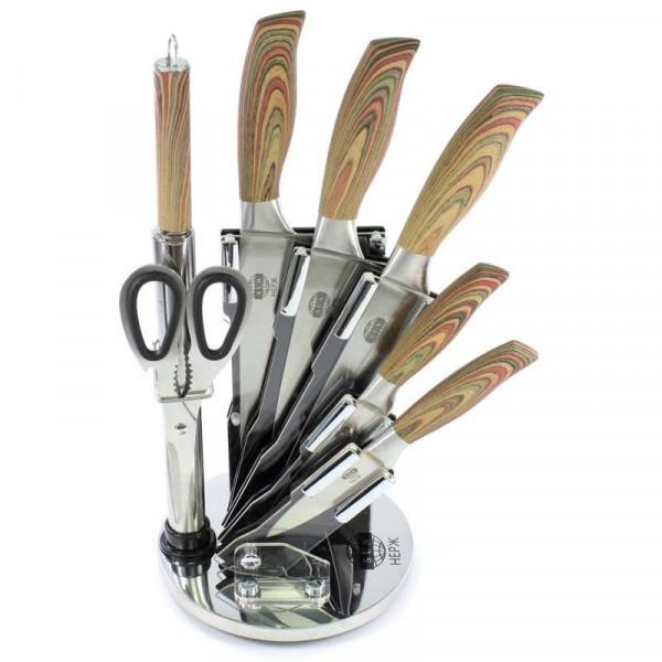 Набор кухонный ножей 8 предметов SUN K-234