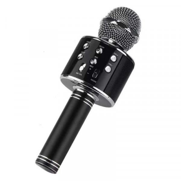 Беспроводной микрофон Wster WS-858 (WS858)