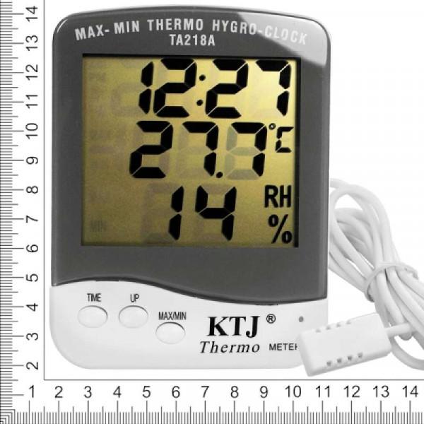 Метеостанция KTJ TA-218-A Termo Hydro-Clock