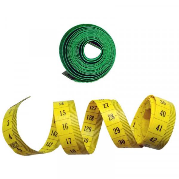 Сантиметр гибкий швейный 150 см в коробочке