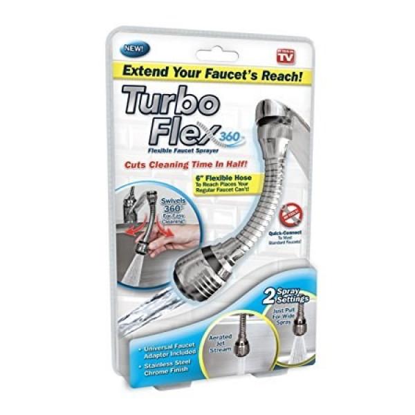 Переходник Turbo Flex для кухонного крана