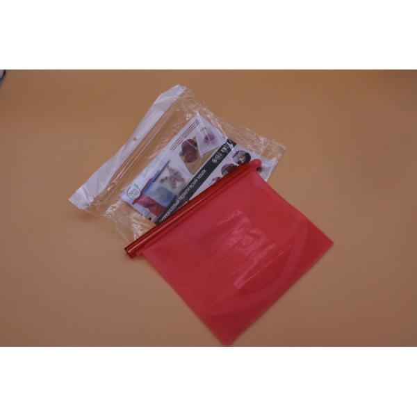 Пакет-контейнер силиконовый многофункциональный